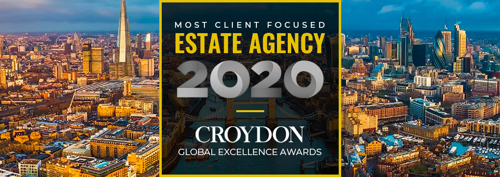 Most Client Focused Estate Agency 2020 - Croydon Global Excellence Awards