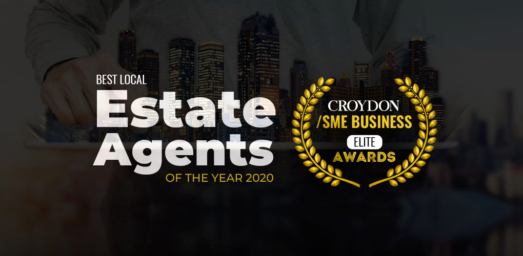Best Local Estate Agents of the Year 2020 - Croydon SME Business Elite Awards
